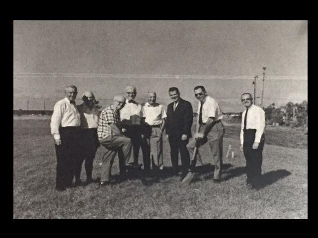 Groundbreaking 1964